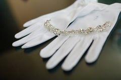 Adorno hermoso Wedding Fotografía de archivo