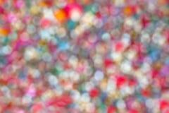 Adornos coloridos y abstractos Imagen de archivo libre de regalías