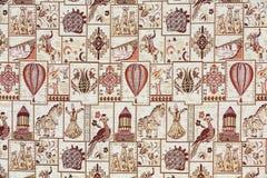 Adornos de Cappadocian Fotos de archivo libres de regalías
