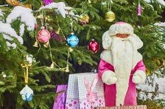 adornos de la Navidad Fotos de archivo