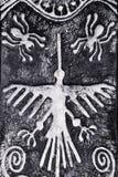 Adornos mayas Fotos de archivo libres de regalías
