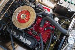 Ładowarki 273 silnik na pokazie Fotografia Stock
