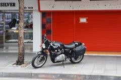 Adquisición del motorblke del vintage popular en Tailandia Imagen de archivo