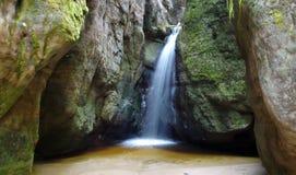 AdrÅ ¡ pach-Teplice岩石,捷克共和国 免版税库存照片