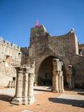 Adrada-Schloss, Avila, Kastilien y Leon, Spanien Lizenzfreie Stockfotografie