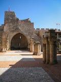 Adrada-Schloss, Avila, Kastilien y Leon, Spanien Lizenzfreies Stockfoto