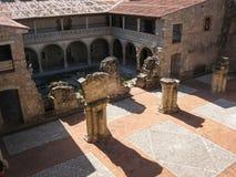 Adrada-Schloss, Avila, Kastilien y Leon, Spanien Stockfotos