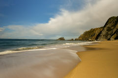 Adraga Beach - Portugal Royalty Free Stock Photography