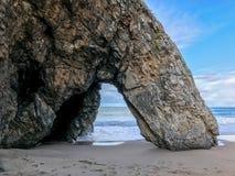 Adraga-Strand - Portugal Stockfoto
