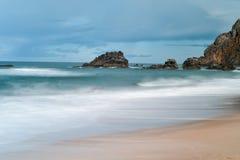 Adraga-Strand - Portugal Lizenzfreie Stockfotos