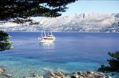 adreatic θάλασσα στοκ εικόνες με δικαίωμα ελεύθερης χρήσης