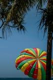 Adrenaline-Abenteuer erwartet Sie an Patong-Strand Phuket Thailand Lizenzfreie Stockfotografie