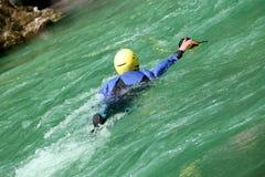Adrenalinesport Lizenzfreies Stockfoto