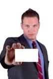 Adreskaartje Royalty-vrije Stock Afbeelding