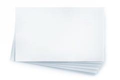 Adreskaartjes Royalty-vrije Stock Afbeelding