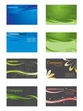 Adreskaartjes Stock Foto