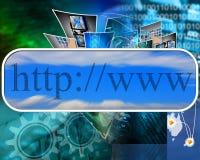 adresse Lizenzfreies Stockfoto