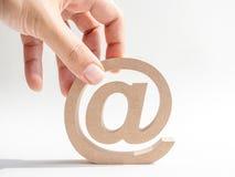 Adresse e-mail photos stock