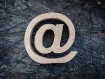 Adresse e-mail images stock