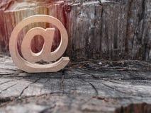 Adresse e-mail image libre de droits