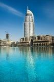 Adressen-Hotel, Dubai Lizenzfreie Stockbilder