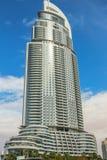 Adressen-Hotel Dubai Stockfoto