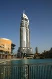 adresu Dubai hotel fotografia stock