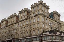 Adria Palace, Praag Stock Afbeeldingen