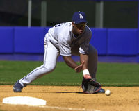 Adrian Beltre, los angeles dodgers obraz stock