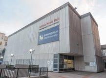 Adrian Boult Hall en el conservatorio de Birmingham en Birmingham Foto de archivo libre de regalías