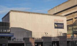 Adrian Boult Hall en el conservatorio de Birmingham en Birmingham Imágenes de archivo libres de regalías