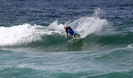 Adrian Buchan - Professional Surfer - Merewether Australia Royalty Free Stock Photos
