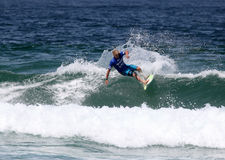Adrian Buchan - Surfest Merewether Australien Stockbild