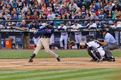 Adrian Gonzalez Padres Hitter Royalty Free Stock Image