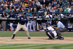 Adrian Gonzalez Padres Hitter Royalty Free Stock Photography