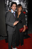 Adrian Grenier,Garcelle Beauvais,Garcelle Beauvais-Nilon Royalty Free Stock Image