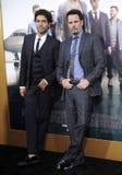 Adrian Grenier y Kevin Dillon Fotos de archivo