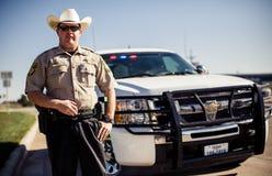 Adrian, il Texas, U.S.A. Immagini Stock Libere da Diritti
