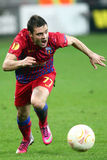 Steaua Bucharest - Chelsea London Lizenzfreies Stockfoto