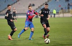 Adrian Popa, Gabriel Pana und Alexandru Daminuta Stockfotografie