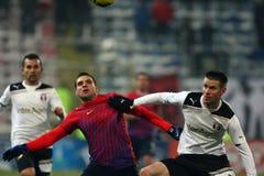 FC Steaua Bucarest FC Astra Giurgiu Fotografía de archivo libre de regalías