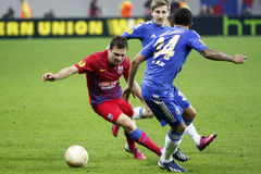 Steaua Bucharest - Chelsea London Lizenzfreies Stockfoto