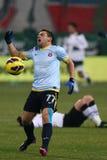 FC Steaua Bucarest FC Astra Giurgiu Fotografía de archivo