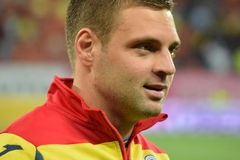 Adrian Popa (Roemenië) stock foto
