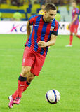 Adrian Popa of Steaua Bucharest Royalty Free Stock Images