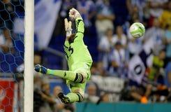 Adrian San Miguel von West-Ham United Stockfoto