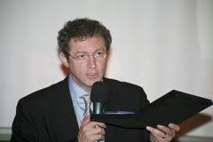 Adrian Streinu Cercel Stockfoto