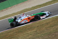 Adrian Sutil Royalty Free Stock Photography