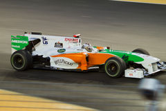 Adrian Sutil Stock Image