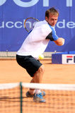 ADRIAN UNGUR, ATP TENNIS PLAYER Royalty Free Stock Photo